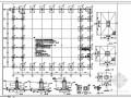 上海某展厅结构设计图