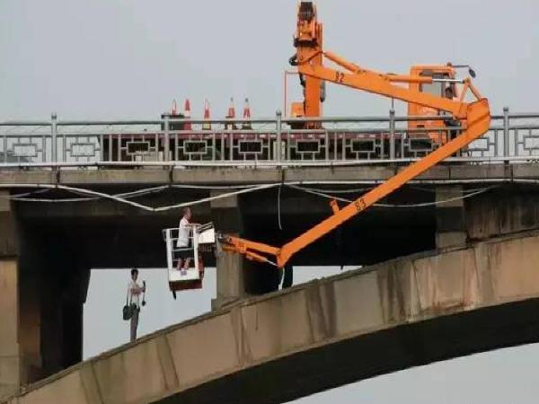 公路旧桥梁体裂缝检测要点及成因分析!