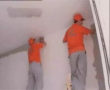 涂料施工特殊部位的处理方法