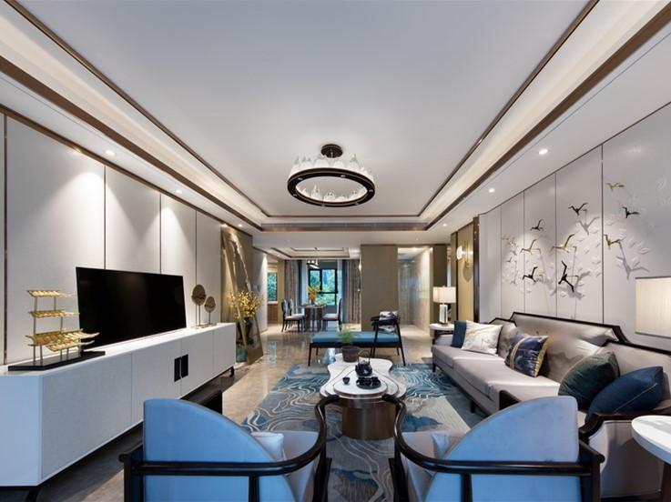 新中式风格样板房