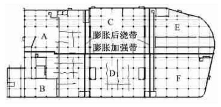 地下室底板裂缝原因分析及处理方法