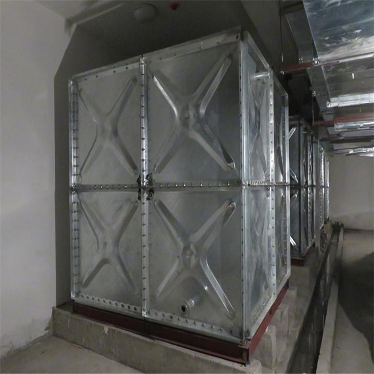 包头热侵镀锌钢板水箱