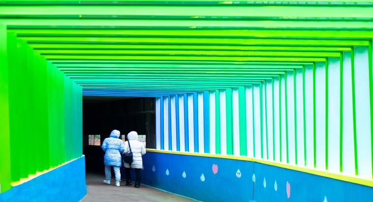 上海金地格林世界社区彩虹通道-002-rainbow-channel-in-jindi-green-world-community-china-by-antao-aha-group
