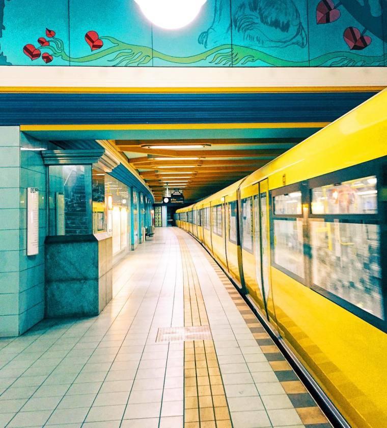 [分享]当建筑遇上饱和度极高的色彩 - 长城雄风 ( 2 ) 博客 - 长城雄风『2』博客