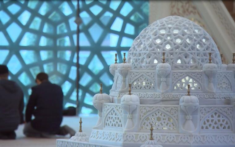 土耳其马尔马拉大学神学系清真寺-9