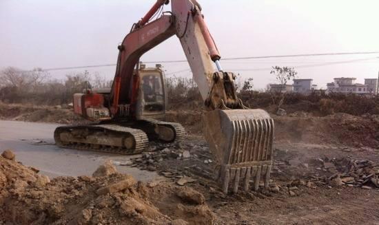 市政工程施工之(1)拆除工程