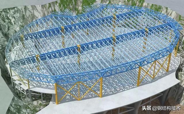 湘江欢乐城冰雪世界效果及建造_7