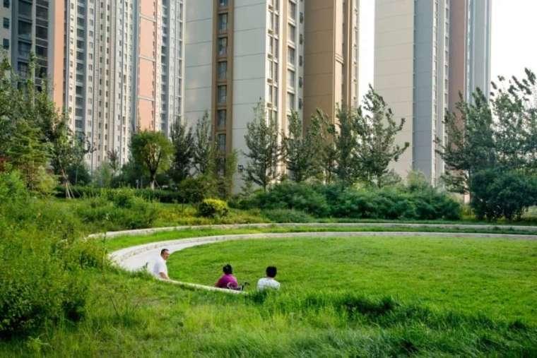 杭州良渚未来城住宅景观-17
