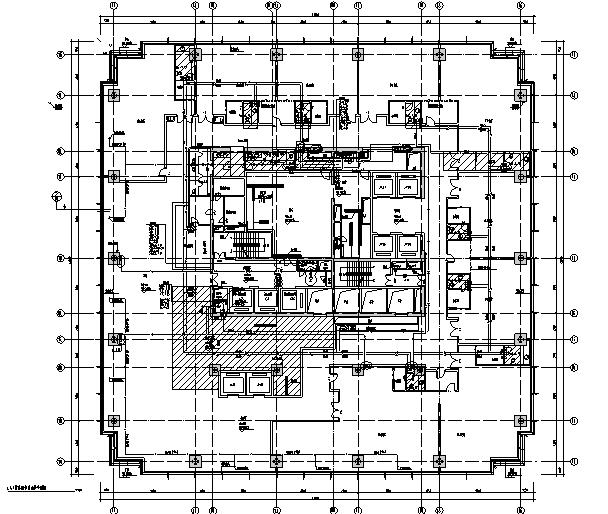 局部夹层施工图资料下载-合肥华融中心55万平项目给排水全套施工图(400+张)