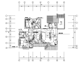 别墅电气强弱电电气设计图