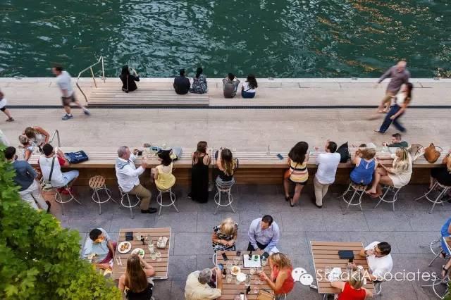 Sasaki|芝加哥滨河步道项目荣获美国景观设计师协会奖项(视频)