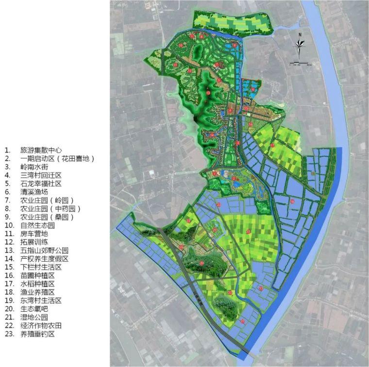 十大国家级田园综合体·解析_23