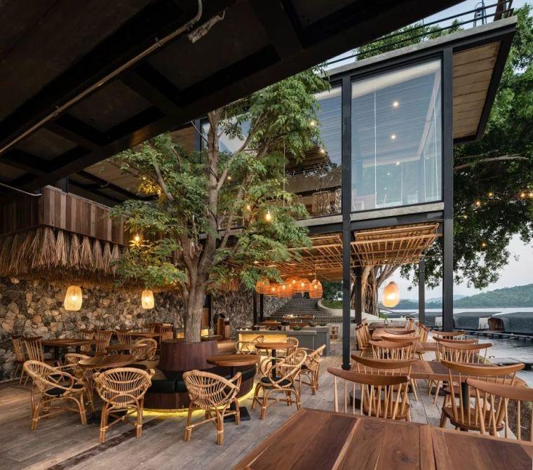 超美的水上筏式酒店设计,美出了新高度_13