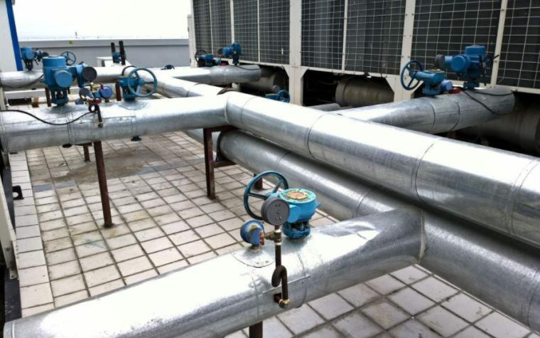 葫芦岛文化馆剧院上空通风空调系统安装专项施工方案