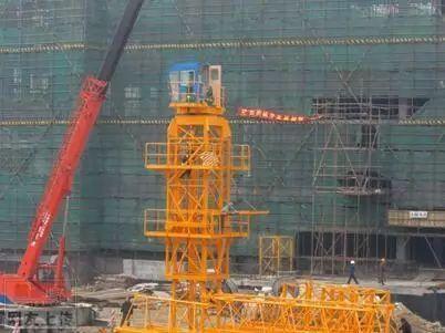 马虎不得,塔吊拆装七注意,您的工程都做到了吗?
