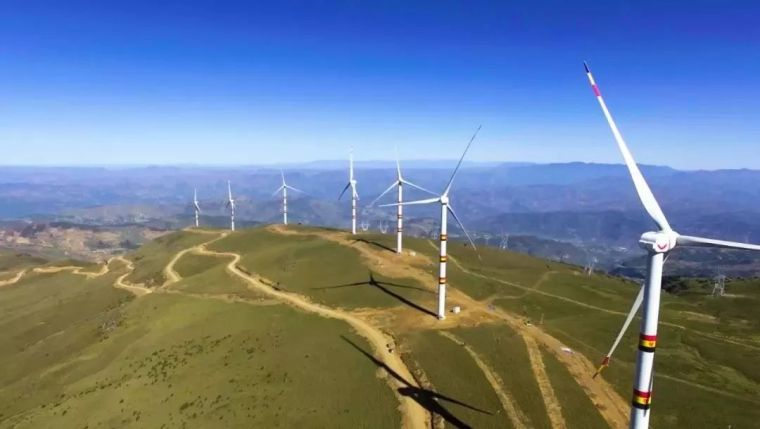 150MW风电场是怎样安全高效施工的?