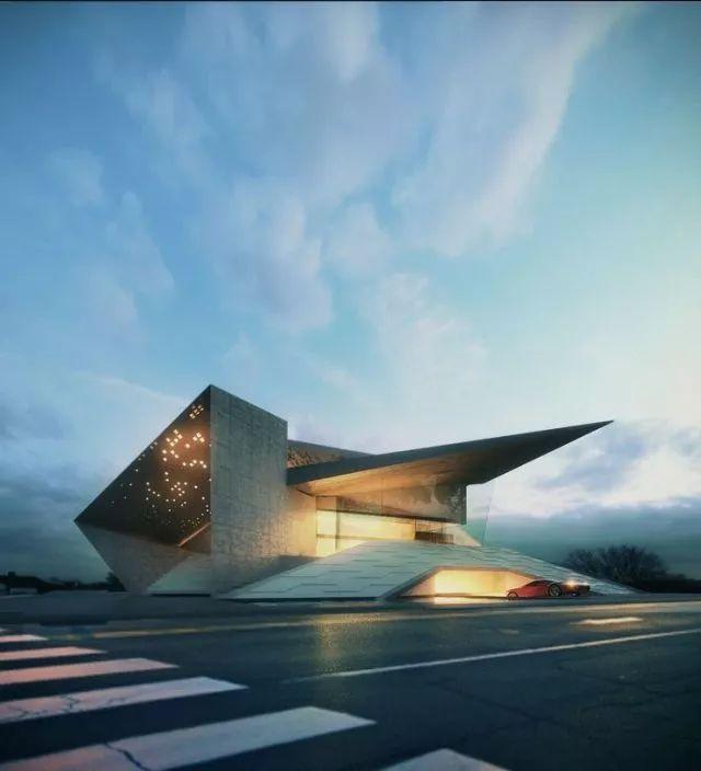 100个优美蜿蜒的屋顶呈现 | 建筑是流动的乐章