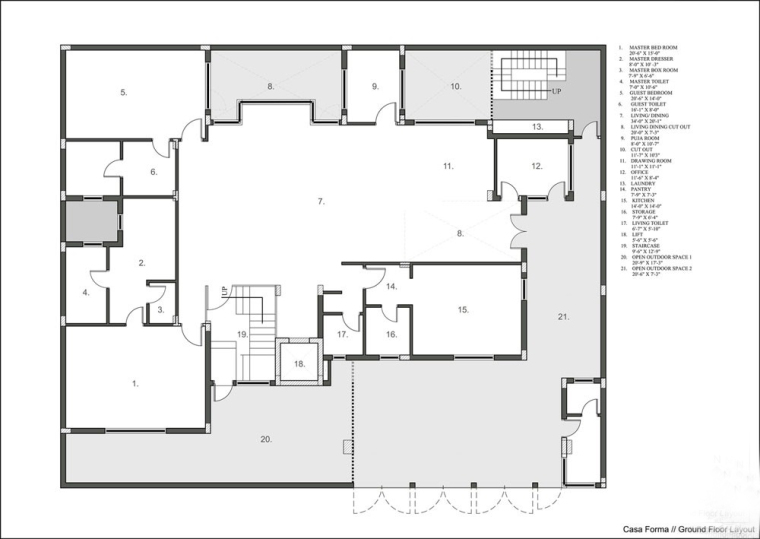 印度Forma住宅-18