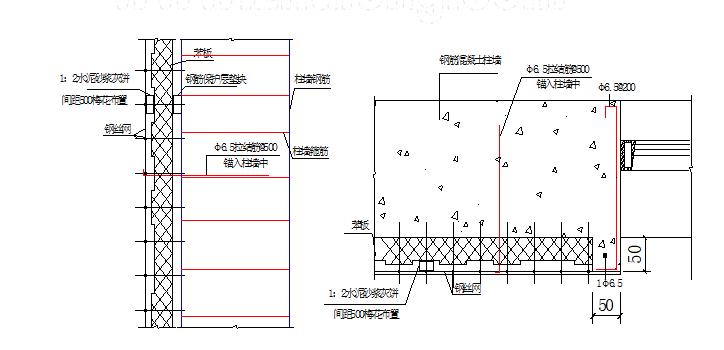 运用QC方法消除外墙外保温的质量通病