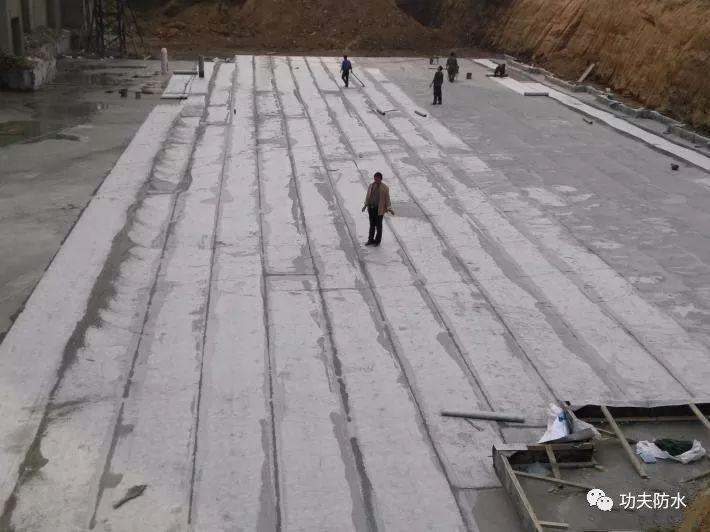 地下室聚丙乙烯防水卷材施工方案
