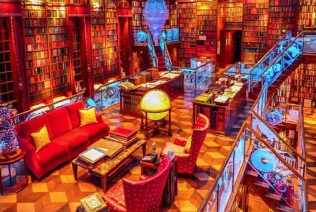 120个地表最美图书馆,来随意感受下_55
