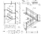 44个普通楼梯节点详图