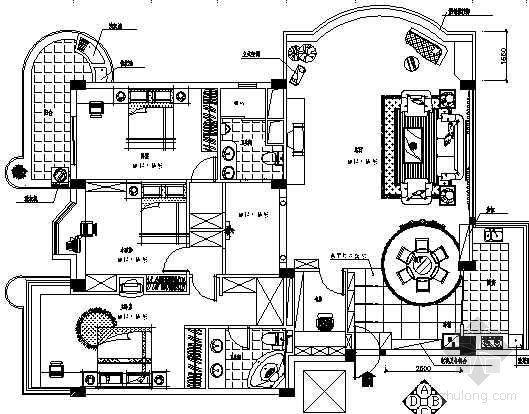 某私人住宅装修设计图