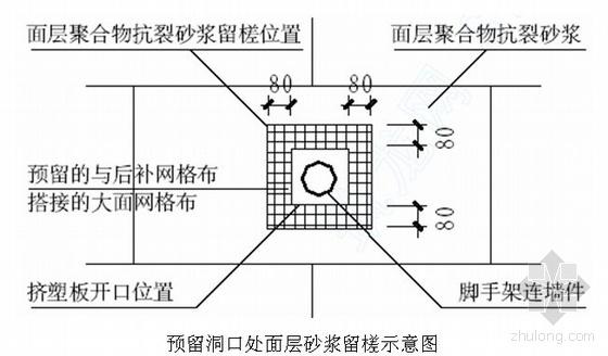 北京某住宅楼建筑节能施工方案