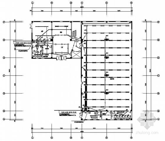 某五层服装厂电气图纸