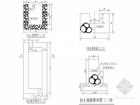 [湖北]水库电站工程水土保持方案图纸