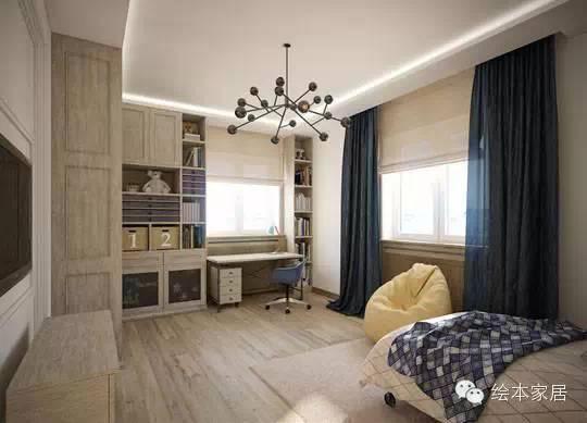 看看这些卧室收藏储纳方式,小空间大作用啊