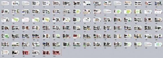 [四川]禅茶古镇景观规划方案设计-总平面图