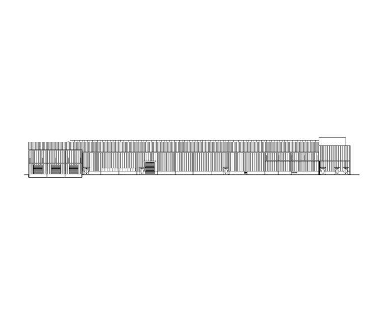 [江苏]三层厂房楼建筑施工图(15年审图全专业图纸)