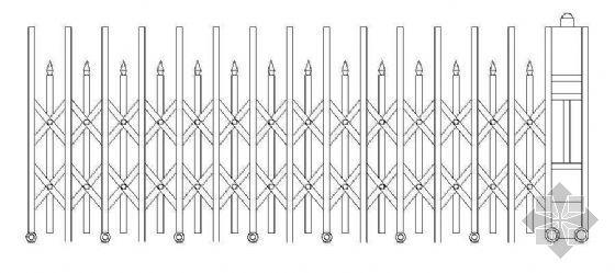 电动伸缩门-10