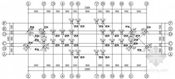 山亭钢结构施工图