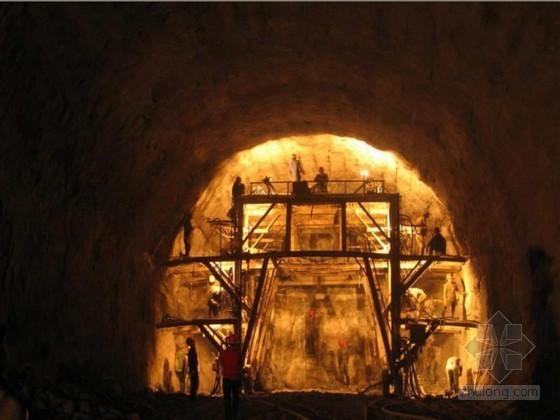 隧道工程标准化施工工序及施工控制要点详解101页(支护衬砌量测)