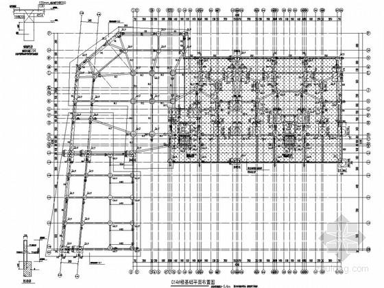 [重庆]地上11层部分框架剪力墙结构住宅楼结构施工图