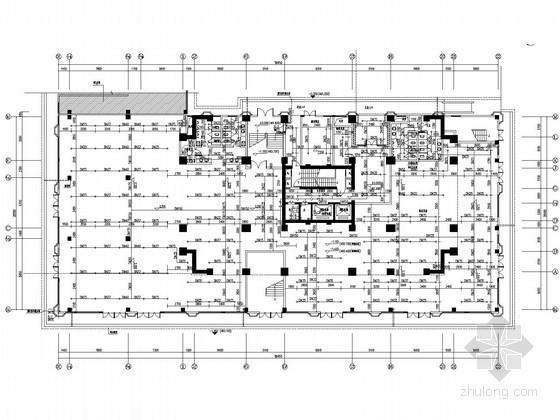 [四川]二十二层商业住宅建筑给排水施工图纸
