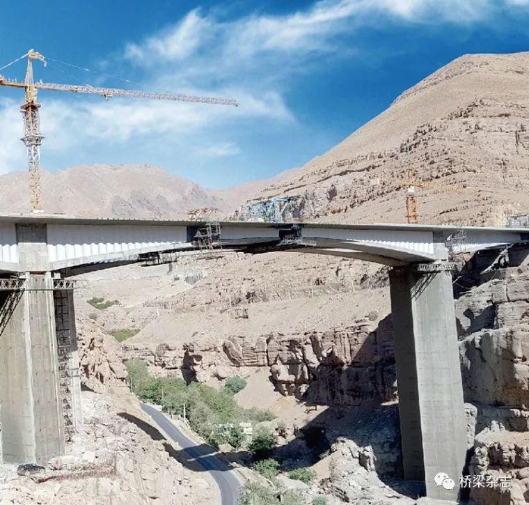 波形钢腹板梁桥的跨径突破