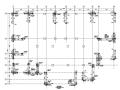 11层框架剪力墙结构住宅楼建筑结构施工图(CAD、30张)