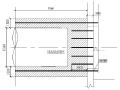 隧道工程盾构接收洞门冷冻加固方案