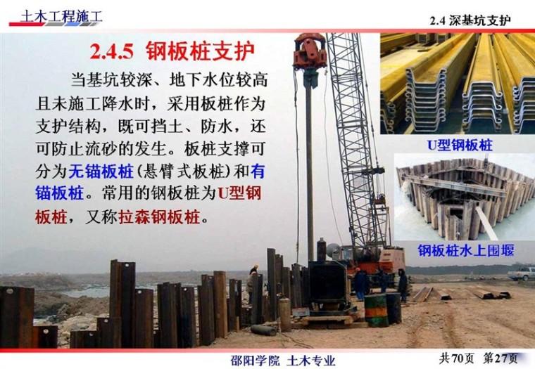 边坡支护工程施工与基坑的支护、降水_21