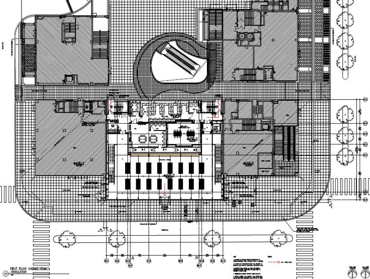 苹果旗舰店设计施工图(附效果图+官方视频)