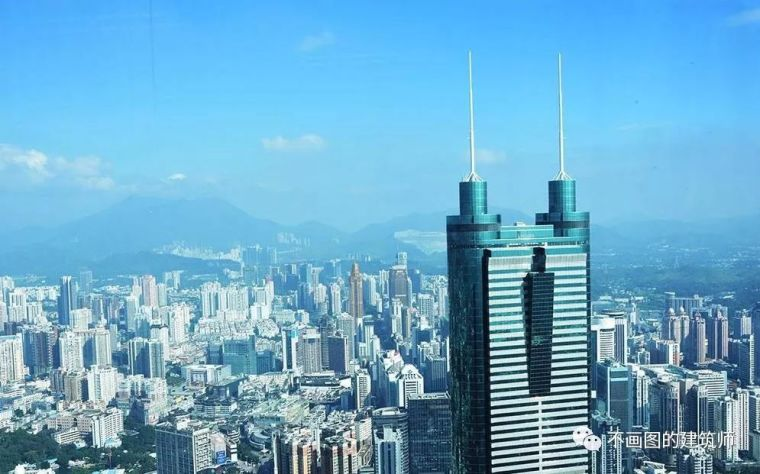 改革开放40年,盘点深圳历史上最重要的10栋超高层_11