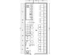 [江苏]670平米现代古典风格酒店设计施工图(附效果图)