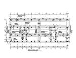6层底框结构临街商住楼结构施工图(CAD、14张)