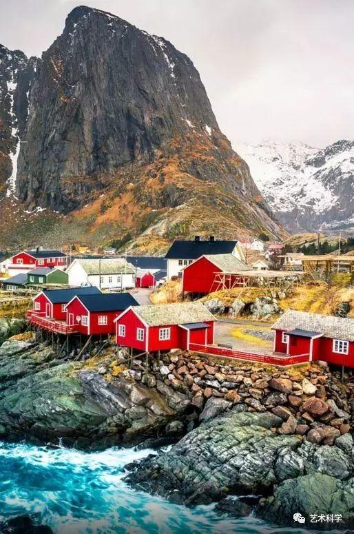 世界上最美的小镇,每走一步都是风景_15