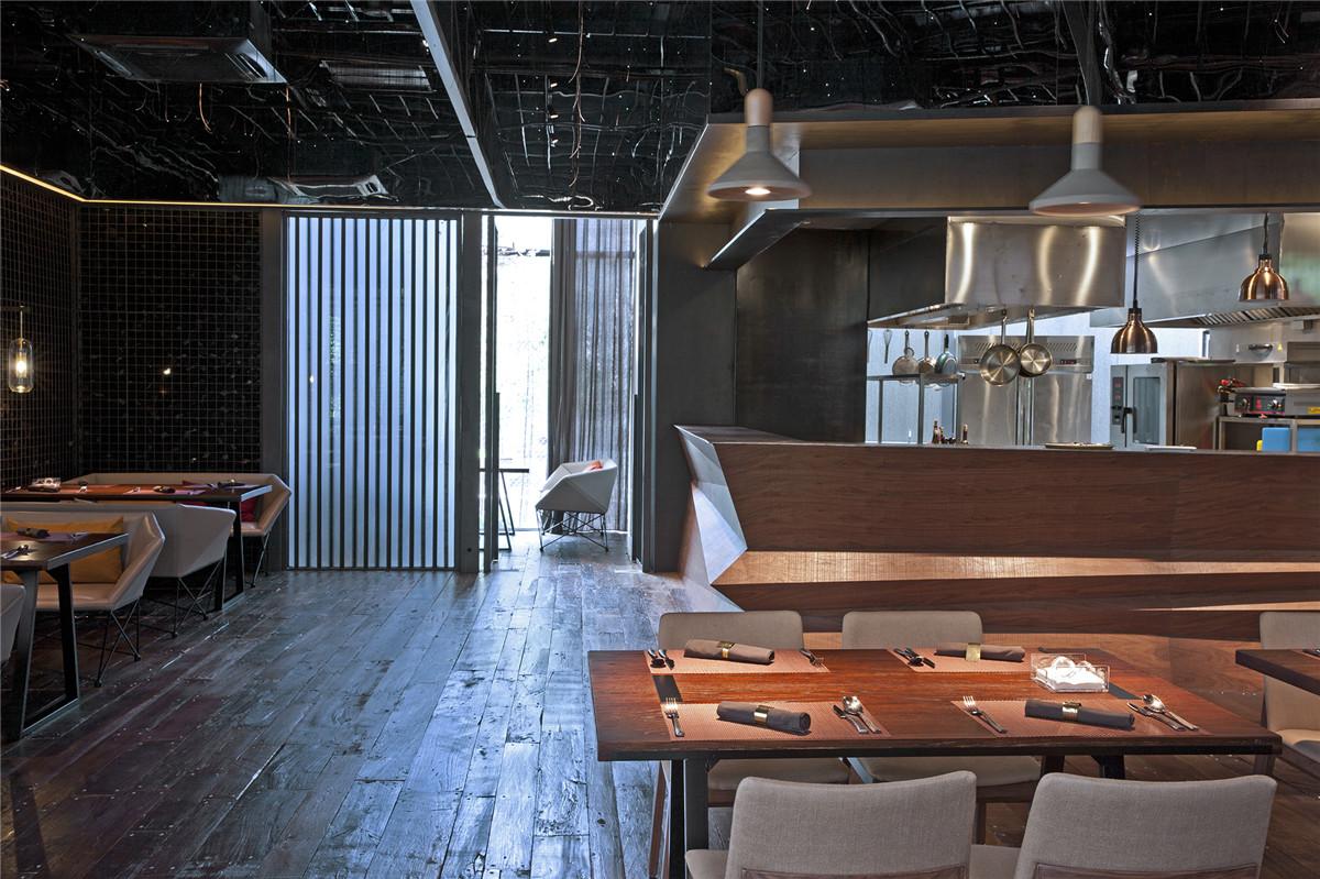清风微拂—视觉与味觉的诗意融合(附25套餐饮空间设计案例)_30