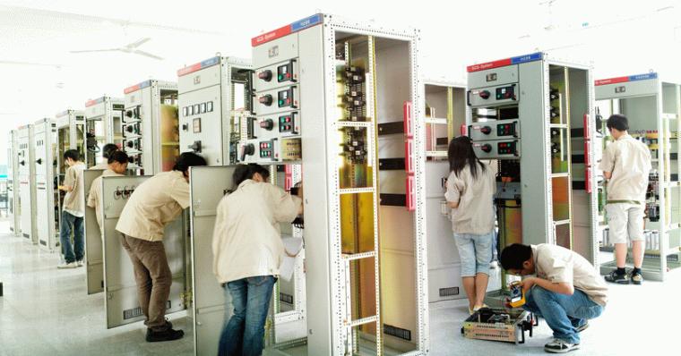 高低压配电系统的设计