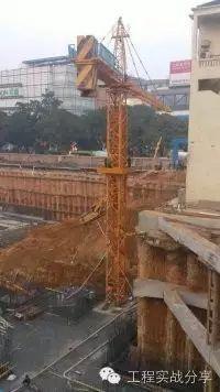 塔吊施工过程中监理应该控制什么?